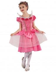 Rosa balklänning för barn