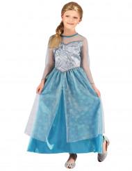 Isprinsessan - Maskeraddräkt för barn