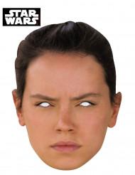 Kartong mask av Rey från Star Wars VII™