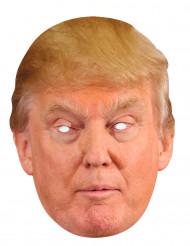 Kartongmask Donald Trump