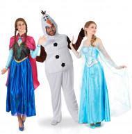 Trio Frost™  - Gruppdräkt för vuxna