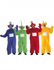 Busiga Tubbies - Maskeraddräkt för grupper