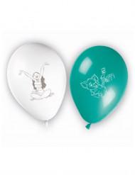 8 ballonger med tryck av Vaiana™