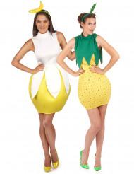 Banan & Ananas - Maskeraddräkt för par