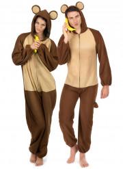 Par i apor - Pardräkt för vuxna