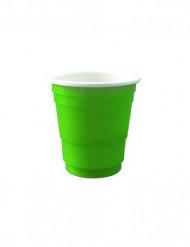 Grönt shotglas 4 cl