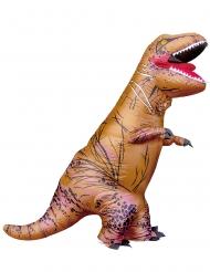 Uppblåsbar dräkt T-rex