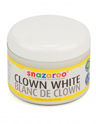 Clown white - Smink från Snazaroo™ 250 ml