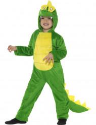 Rolig krokodildräkt barn