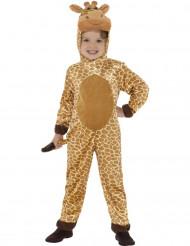 Liten giraff - Maskeraddräkt för barn