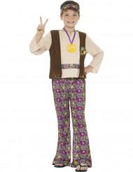 Munter Hippie - Maskeradkläder för barn