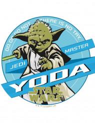 Yoda Jedi master - Tårtbild från Star Wars™ 20 cm