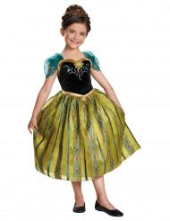Anna™ från kröningen i Frost™ - Maskeraddräkt för barn