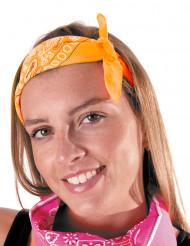 Orange bandana vuxen