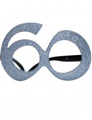 Glittriga glasögon 60 år
