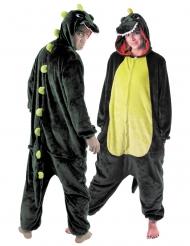 Skojig dino - Maskeraddräkt för vuxna