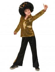 Gyllene discokille - Maskeradkläder för barn