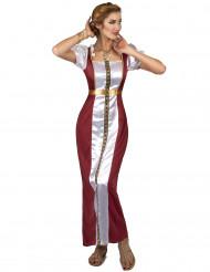 Medeltida klänning för vuxna