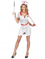 Sexig sjuksköterska - Maskeradkläder för vuxen