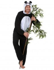 Pandaoverall - Maskeraddräkt för vuxna