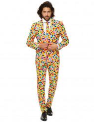 Mr.Confetteroni - Kostym från Opposuits för vuxna