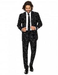 Mr. Science - Kostym från Opposuits™ för vuxna!