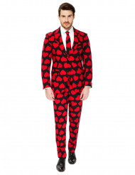 Mr. King of Hearts Opposuits™ kostym för vuxna