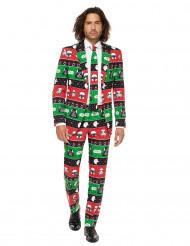 Mr. Festive Force Star Wars™ kostym från Opposuits™ för vuxna