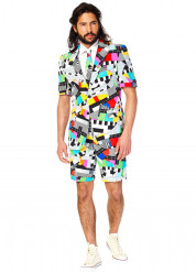 Mr. Technicolor sommarkostym från Opposuits™