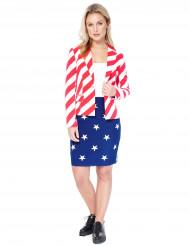 Mrs. America Opposuits™ - Kostym i damstorlek