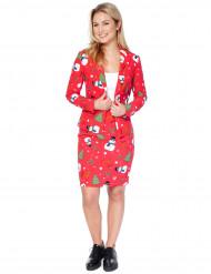 Mrs.Snowmiss - Kostym för damer från Opposuits™