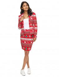 Mrs. Winter wonderland - Kostym från Opposuits™ för vuxna
