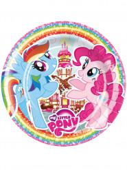 8 My Little Pony™ tallrikar 23 cm