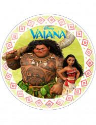 Vaiana™ tårtbild