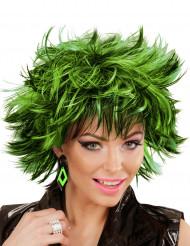 Neongröna örhängen för vuxna