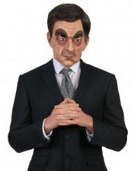 Humoristisk latexmask av Fillon
