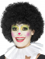 Vit clownkrage vuxen