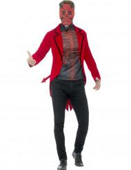 Mr. Dia de los Muertos - Halloweenkläder för vuxna