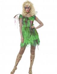 Zombie-ling - Maskeradkläder för vuxna till Halloween
