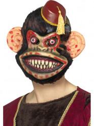Galen cirkusapa - Zombiemask till Halloween