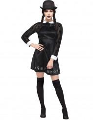 Gotisk skolelev - Halloweenkostym för vuxna