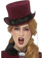 Viktoriansk vampyr - Halloweenhattar för vuxna