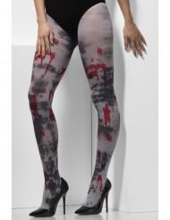 Zombieben - Strumbyxor för vuxna till Halloween