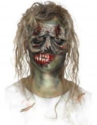 Zombie - Protes för Halloweensminkningen