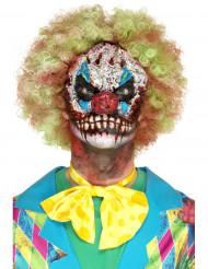 Mördarclownens panna - Protes för Halloweensminkning