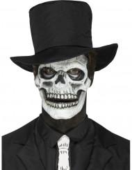 Mr. Skelett - Protes till Halloweensminking