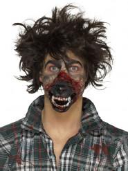 Varulvsprotes - Halloweensminkning
