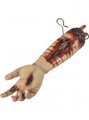 Blodig arm - Morbid Halloweendekor 45cm