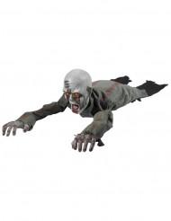 Zombie med ljud ljus och rörelse - Halloweendekoration