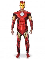 Kostym deluxe Iron Man Avengers™ vuxna